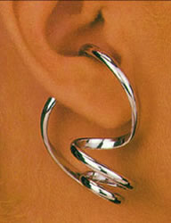 Energy Swirl Earrings